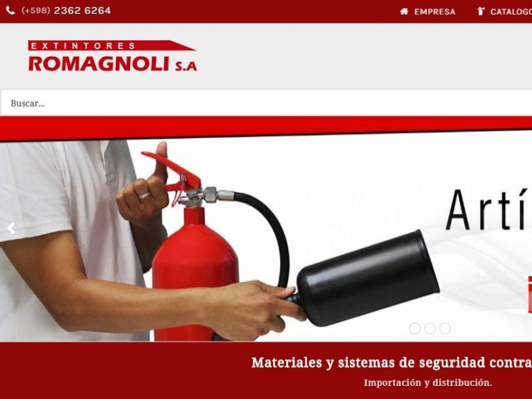 Extintores Romagnoli